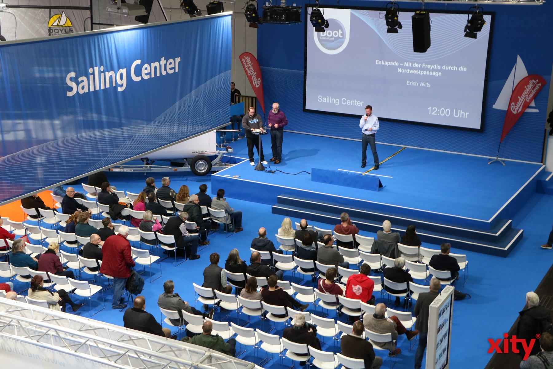 Vorträge bieten Einblicke in die neuesten Trends (Foto: xity)