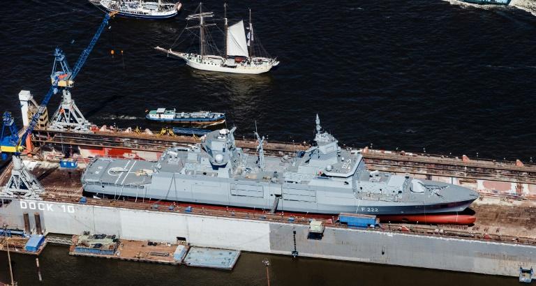 Unterlegene Kieler Werftengruppe geht gegen Auftragsvergabe der Bundeswehr vor