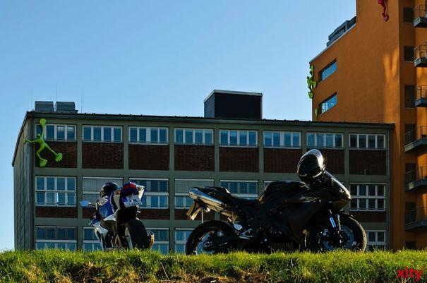 Motorräder bleiben laut Studie Männersache