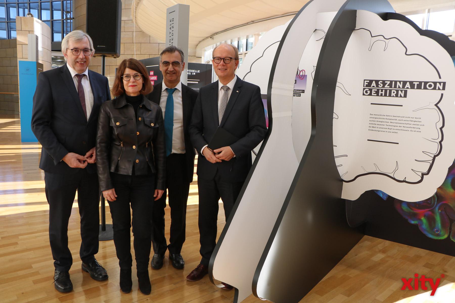 """NRW-Landtag zeigt """"Faszination Gehirn"""""""