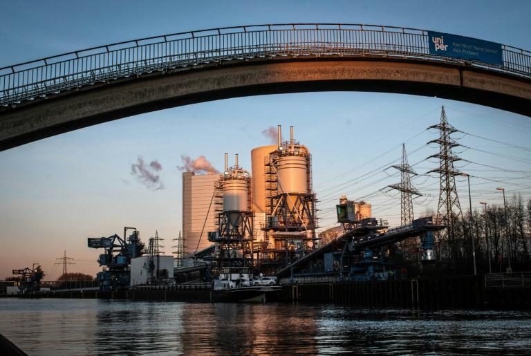 Uniper-Chef verteidigt Steinkohlekraftwerk Datteln IV (© 2020 AFP)