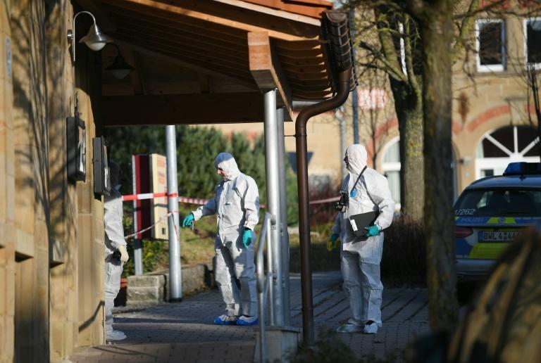 Bewaffneter Mann erschießt in Baden-Württemberg sechs Menschen (© 2020 AFP)