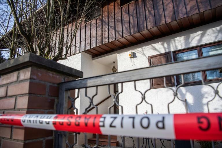 Spektakuläre Wende in einem als Familiendrama eingestuften Fall mit drei Toten (© 2020 AFP)