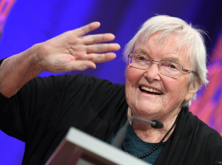 Jugendbuchautorin Gudrun Pausewang mit 91 Jahren gestorben (© 2020 AFP)