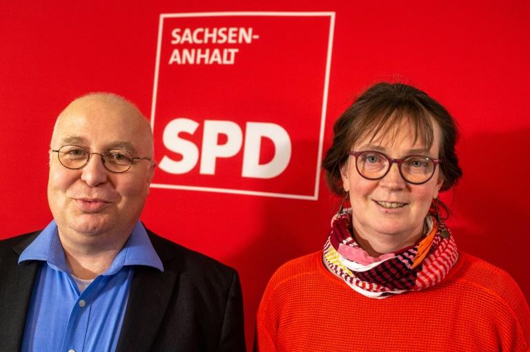 SPD in Sachsen-Anhalt wählt neue Doppelspitze