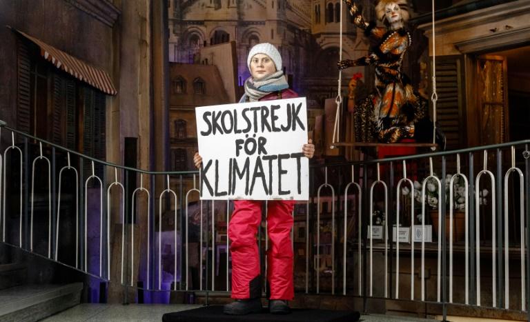 Greta Thunberg ab sofort in Hamburger Wachsfigurenkabinett zu sehen