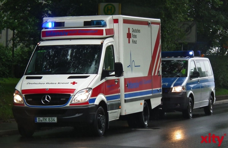 Fußgängerin in Oberbilk schwer verletzt