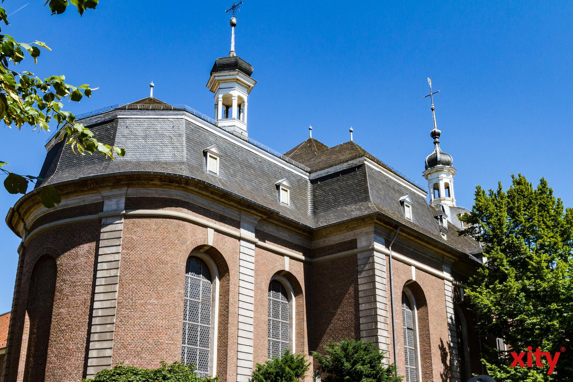 Führung durch Maxhaus und Maxkirche
