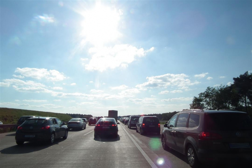 Hier wird es am Wochenende auf den Autobahnen voll (Foto: xity)