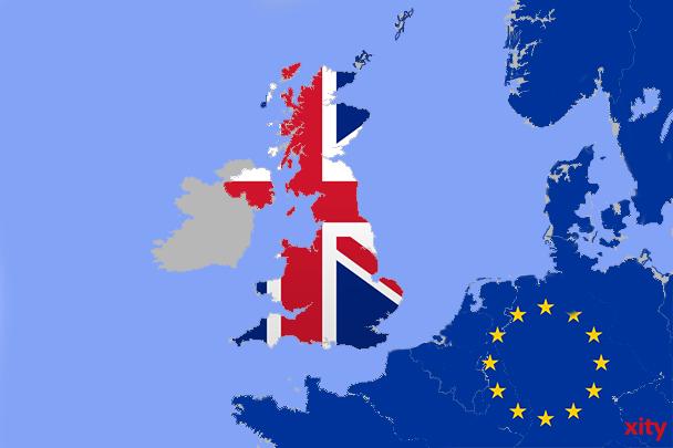 Mit dem Brexit verlässt Großbritannien am 31. Januar 2020 offiziell die Europäische Union (Foto: xity)