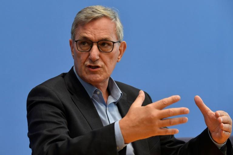 Riexinger ruft EU zu Engagement gegen harten Brexit auf (© 2020 AFP)