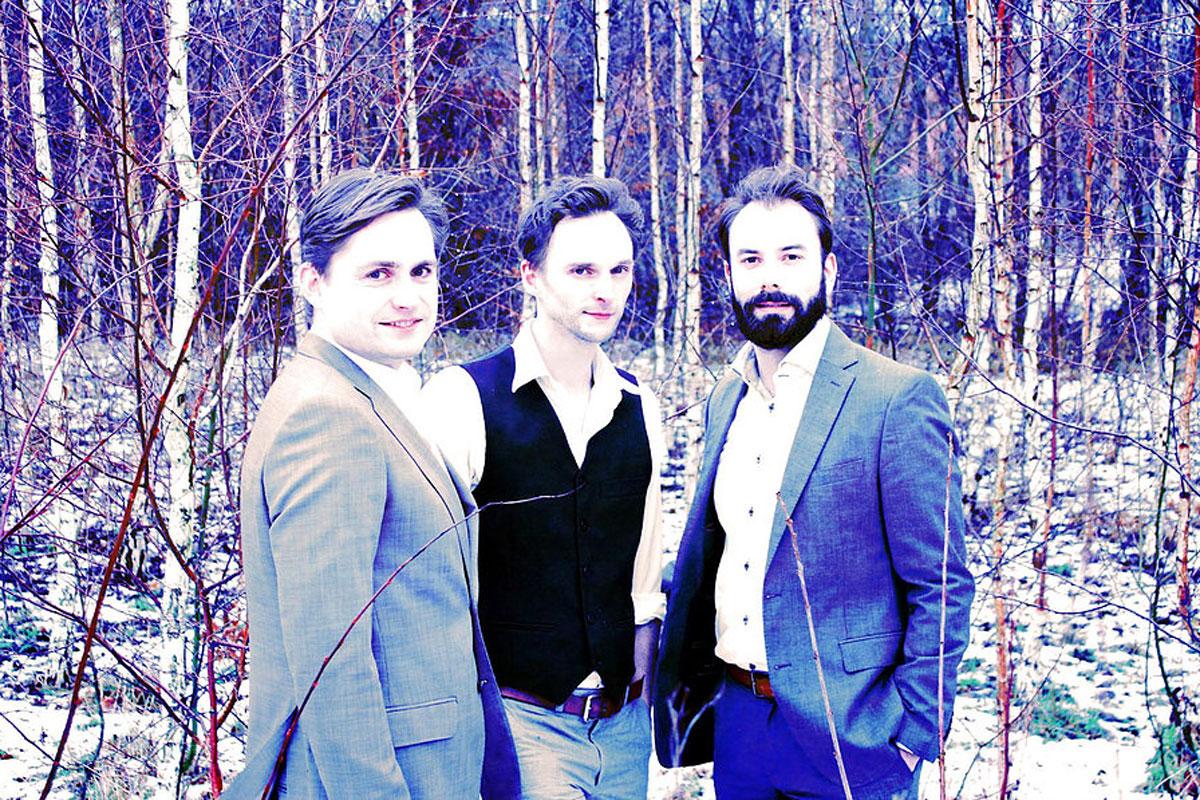 The Danish Clarinet Trio. (Foto: Stadt MG)