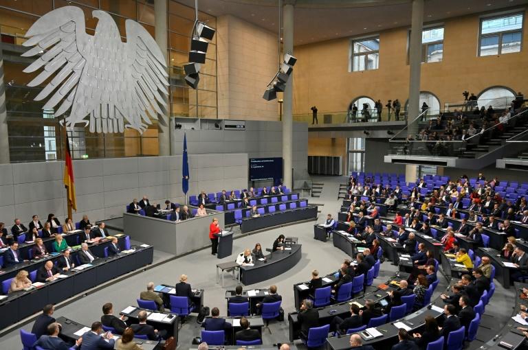 Oppermann bringt bei Wahlrechtsreform Aufhebung des Fraktionszwangs ins Spiel (© 2020 AFP)