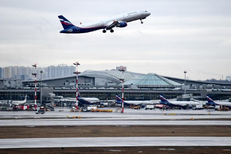 Russland verweigert Luftwaffen-Flug aus Wuhan die Zwischenlandung (© 2020 AFP)