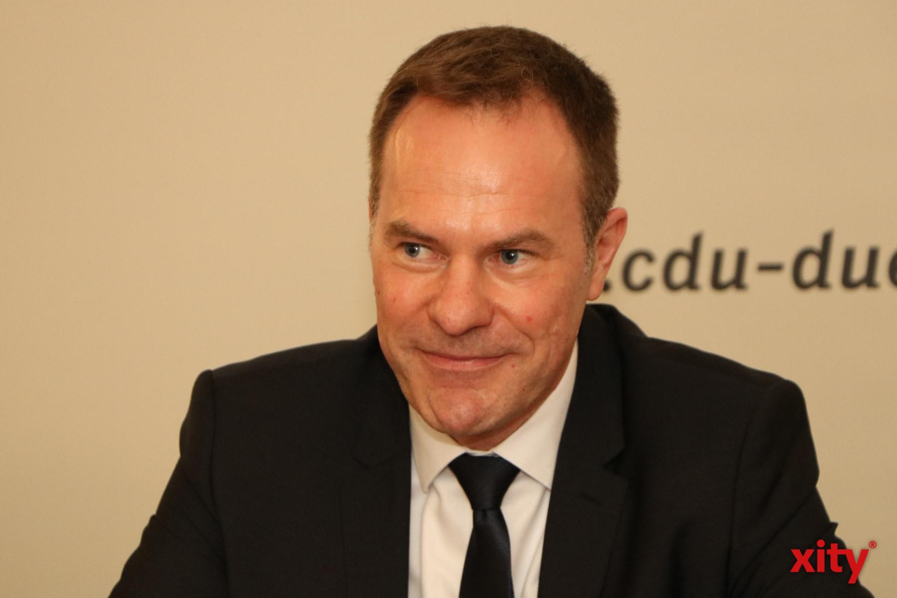 Dr. Stephan Keller arbeitete seit 2016 als Stadtdirektor in Köln (Foto: xity)