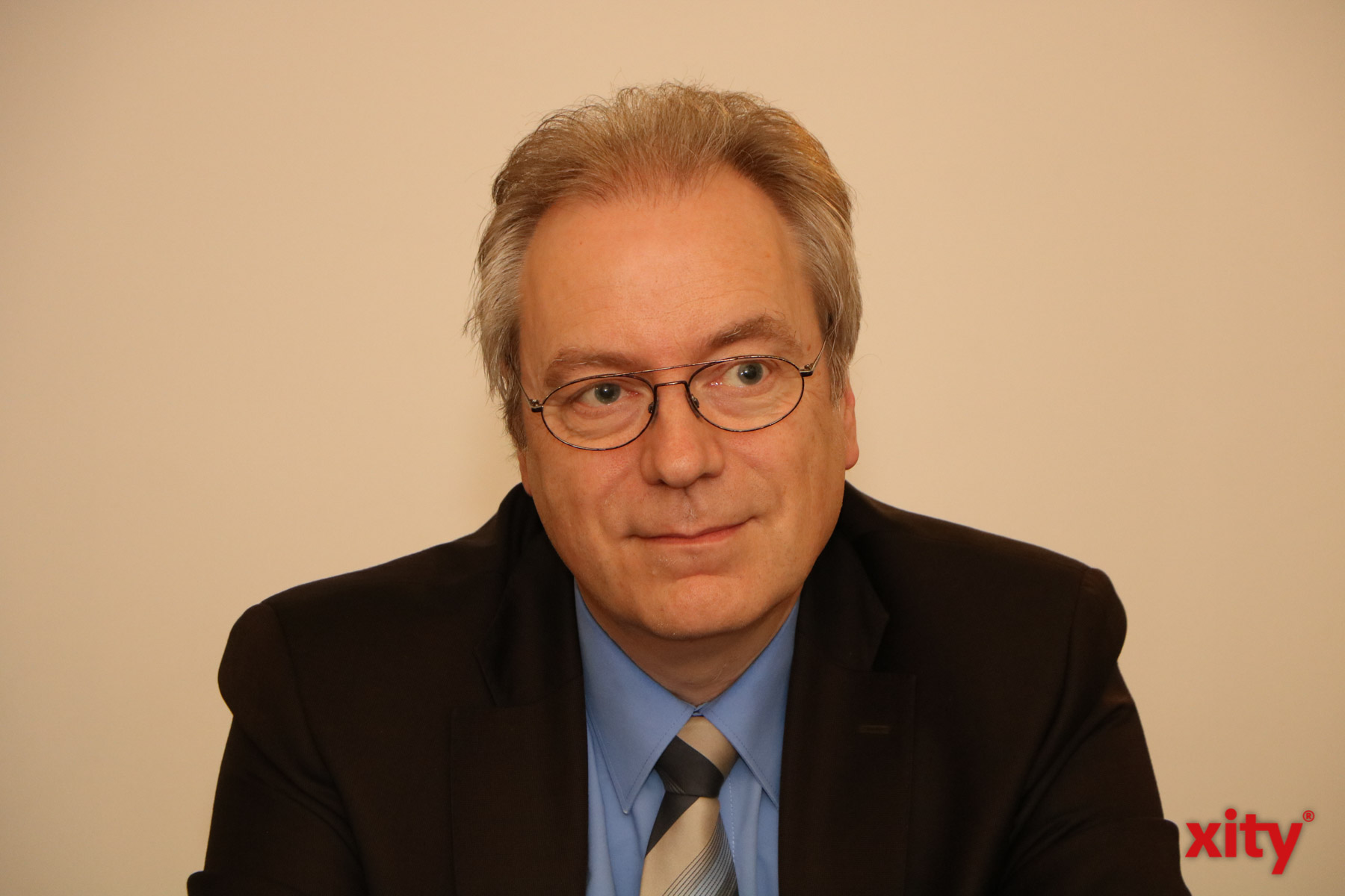 Rüdiger Gutt, Fraktionsvorsitzender der CDU im Düsseldorfer Stadtrat (Foto: xity)