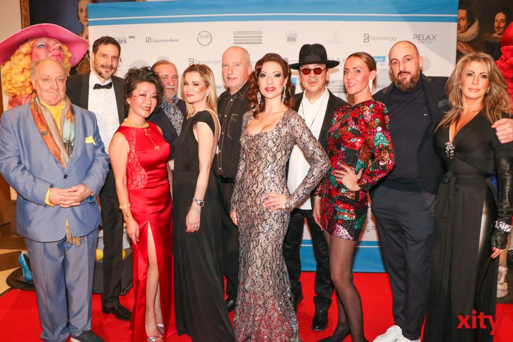 Die Künstler der dritten SpendeZeit-Gala (Foto: xity)