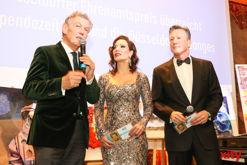 Wolfgang Rolshoven, Anja Katharina Baudeck, Christian Keller (Foto: xity)