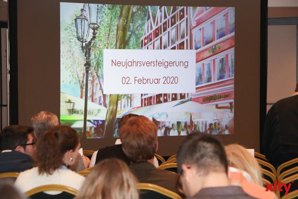 Bei der 20. Neujahrsversteigerung wurden die Werke für 38.700 Euro verkauft (Foto: xity)