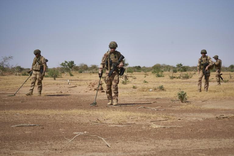 "Bundesregierung wertet Trumps Landminen-Entscheidung als ""Rückschlag"" (© 2020 AFP)"