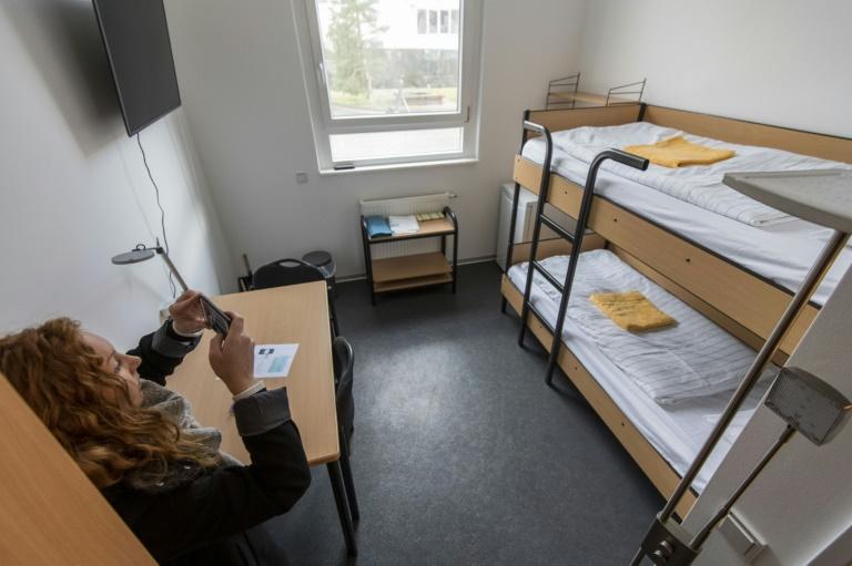 Bisher kein weiterer Coronavirus-Verdacht unter China-Rückkehrern in Germersheim (© 2020 AFP)