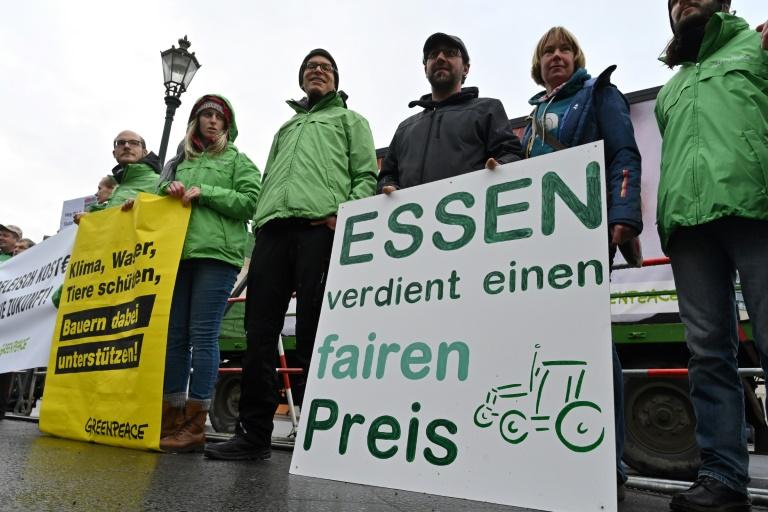 Künast kritisiert Merkel-Treffen mit Lebensmittelhandel (© 2020 AFP)