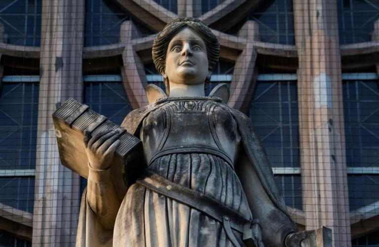 Oberlandesgericht urteilt zu antijüdischem Relief an Wittenberger Stadtkirche (© 2020 AFP)