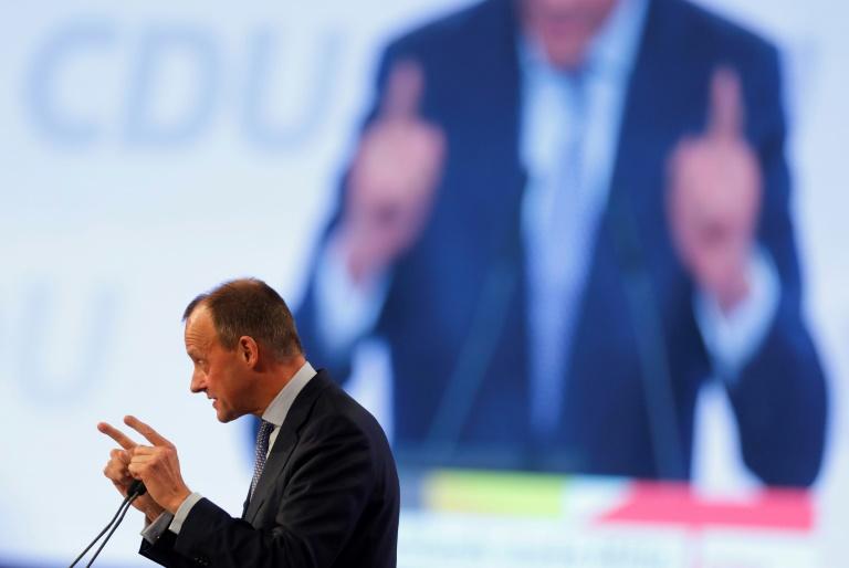 Wirbel um Merz-Äußerung zu Rückkehr in den Bundestag (© 2020 AFP)
