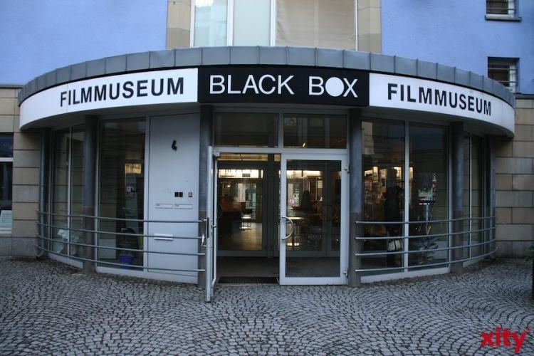 """Filmvorführung zur Sonderausstellung """"Märchenhaftes Meissen"""" in der Black Box (Foto: xity)"""