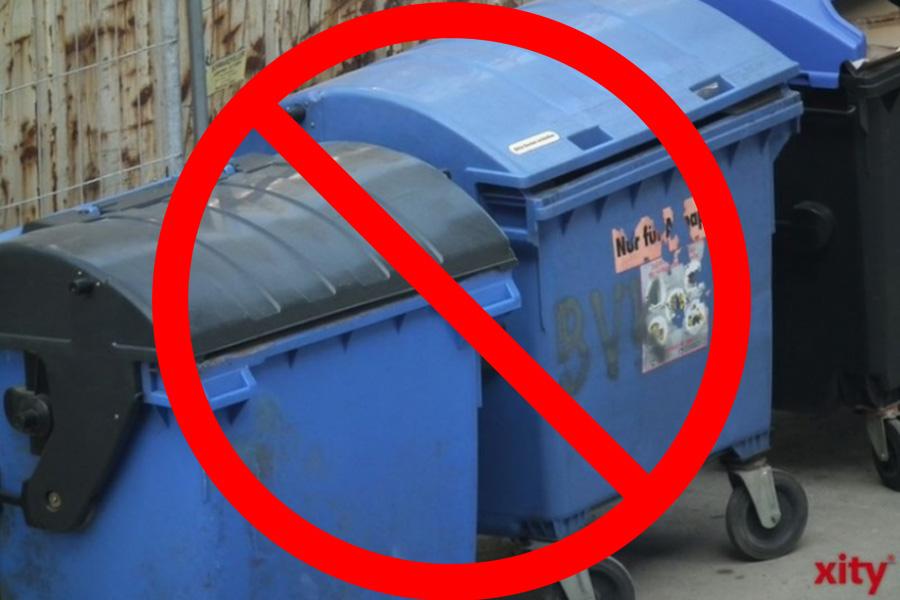 """Vortrag """"Zero Waste - Ein Leben ohne Müll?"""" in der Zentralbibliothek (Foto: xity)"""
