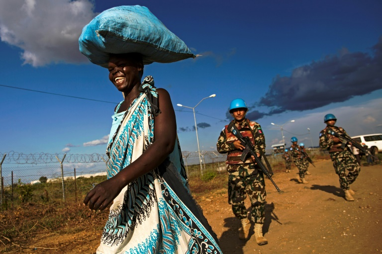 Kabinett beschließt Fortsetzung der Bundeswehr-Einsätze in Sudan und Südsudan (© 2020 AFP)