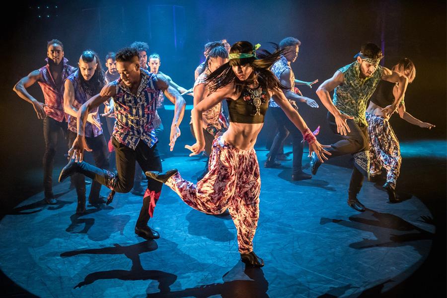 """""""Ballet Revolucion"""" gibt es derzit im Musical Dome Köln zu erleben (Foto: Johan Persson)"""