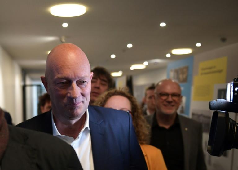 Mohring: CDU hat Kemmerich unterstützt und erwartet Abgrenzung zu AfD (© 2020 AFP)