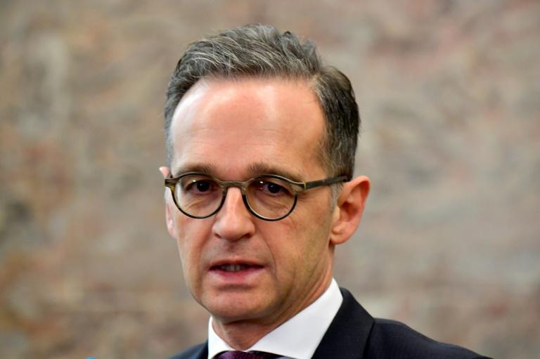 """Maas nennt Ministerpräsidentenwahl in Erfurt """"komplett verantwortungslos"""" (© 2020 AFP)"""