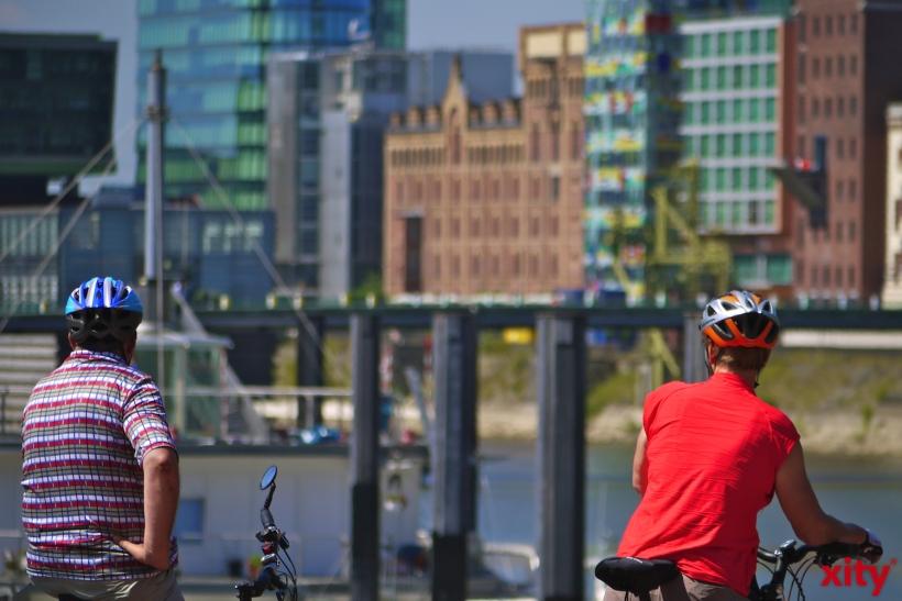 Erneut Rekordjahr für den Radverkehr in Düsseldorf (Foto: xity)