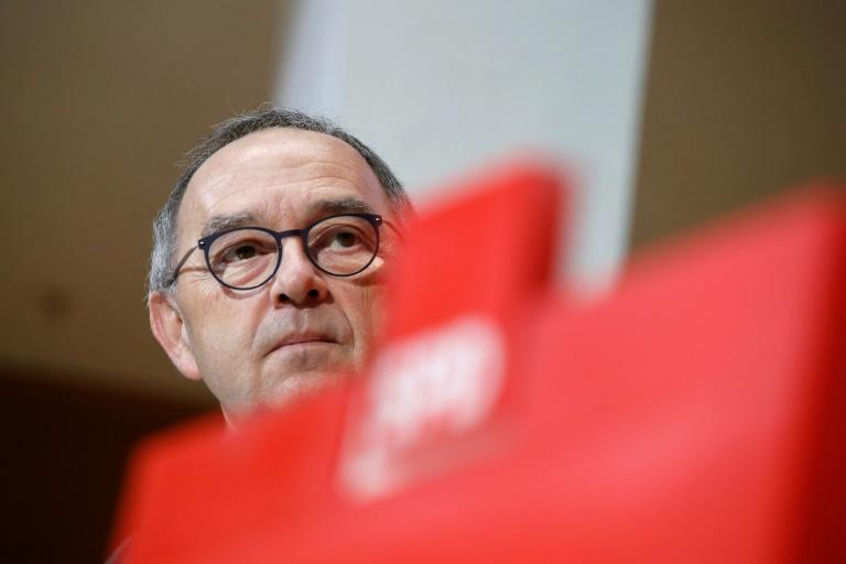 SPD-Bundesspitze hält Druck auf CDU und FDP wegen Kemmerich-Wahl aufrecht (© 2020 AFP)