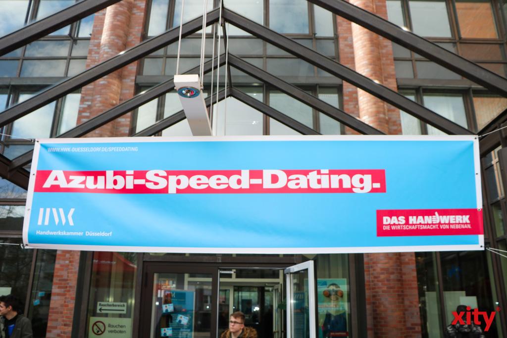 Beim 4. Azubi-Speed-Dating in der HWK waren 80 Unternehmen dabei (Foto: xity)