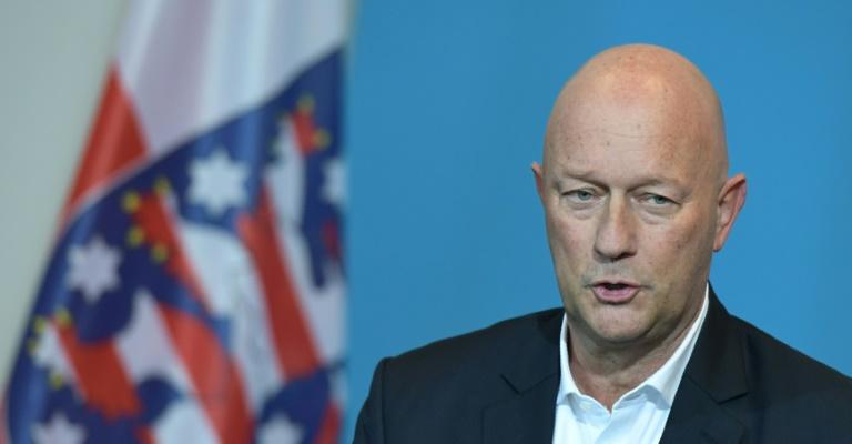 Kemmerich widersetzt sich Rücktrittsforderungen aus der FDP (© 2020 AFP)