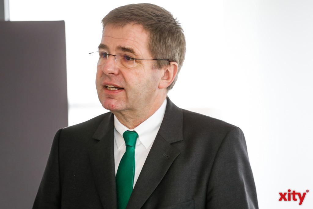 August-Wilhelm Albert, Vorstand der PSD Bank Rhein-Ruhr (Foto: xity)