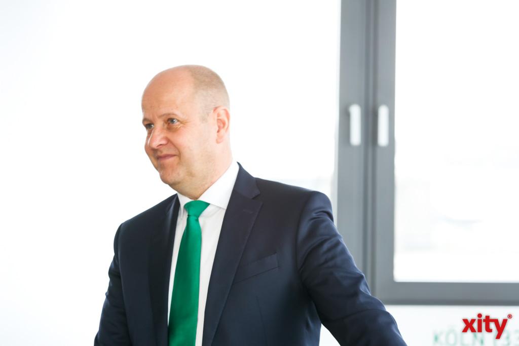 Dr. Stephan Schmitz, Vorstand der PSD Bank Rhein-Ruhr (Foto: xity)