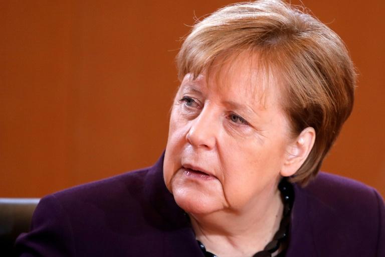 """Merkel: Kemmerichs """"unverzeihliche"""" Wahl muss rückgängig gemacht werden (© 2020 AFP)"""