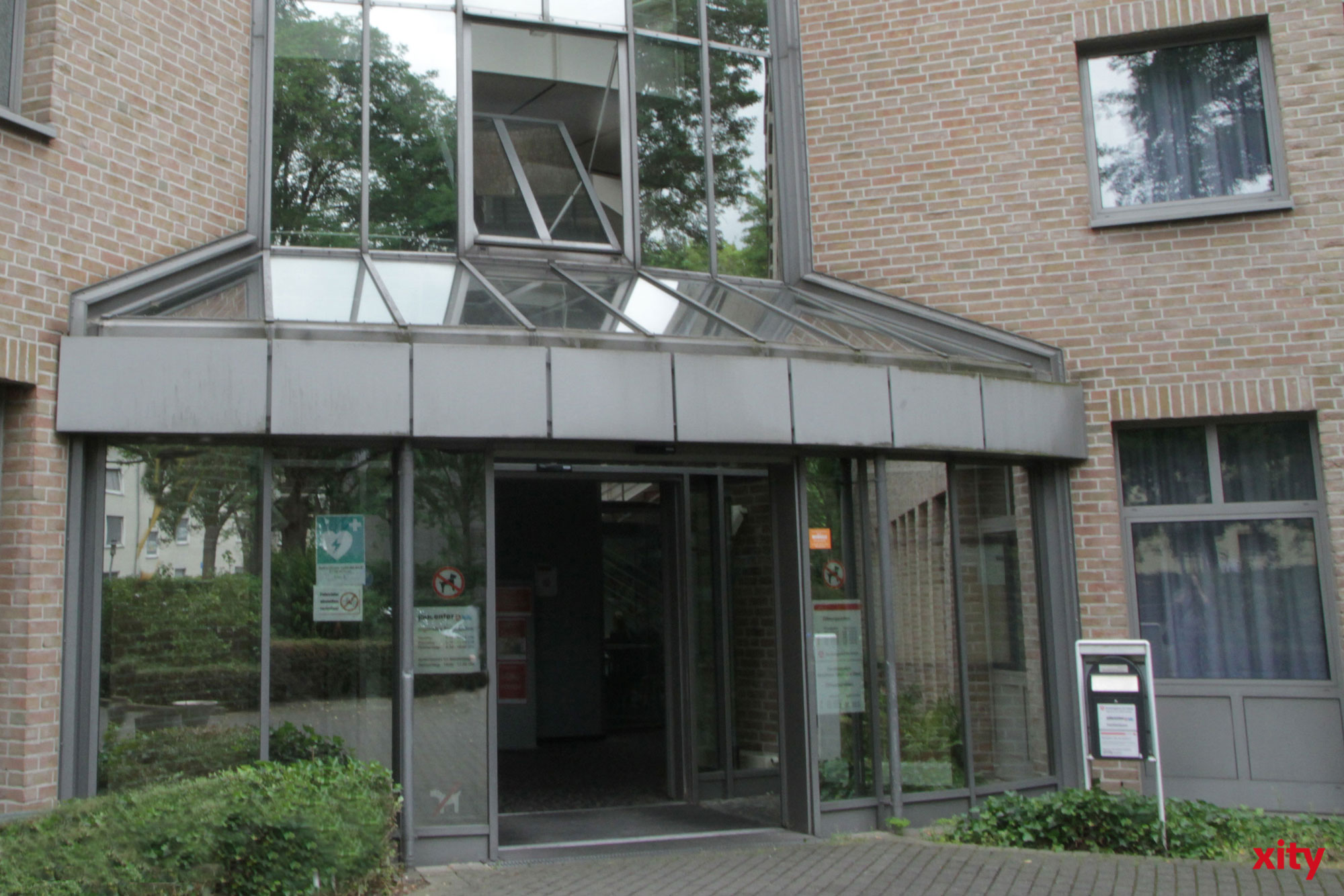 Agentur für Arbeit Krefeld, Philadelphiastr. 2, 47799 Krefeld. (Foto: xity)