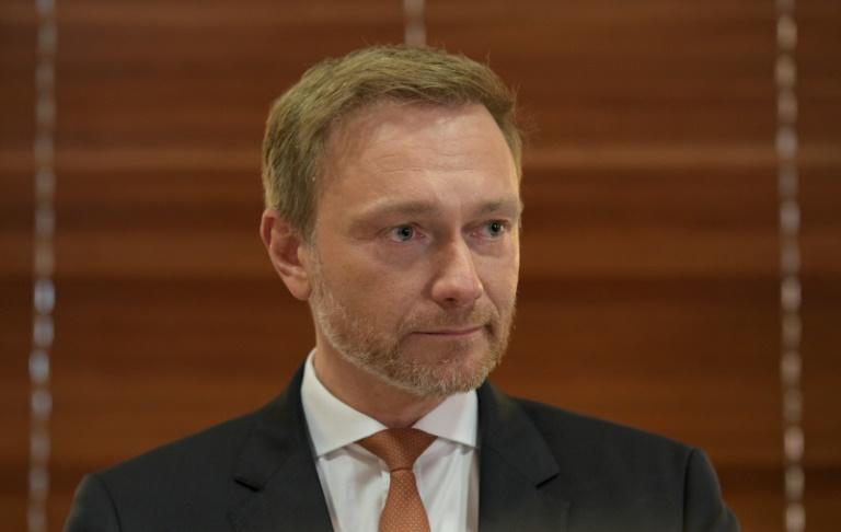 Lindner will in FDP-Vorstand Vertrauensfrage stellen (© 2020 AFP)