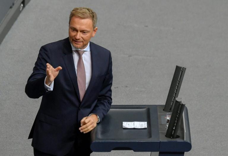 Rückendeckung in der FDP für Lindner vor Vertrauensfrage im Parteivorstand (© 2020 AFP)