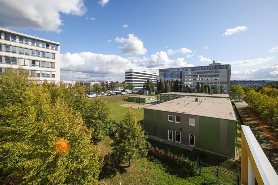 Das Gelände Moskauer Straße 23 wird favorisiert (Foto: Stadt)