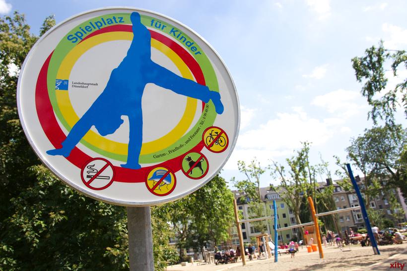 """Kinderspielplatz """"Vor dem Deich"""" wird saniert (Foto: xity)"""