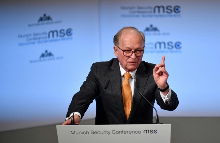 Ischinger fordert Abschaffung des Einstimmigkeitsprinzips in der EU (© 2020 AFP)