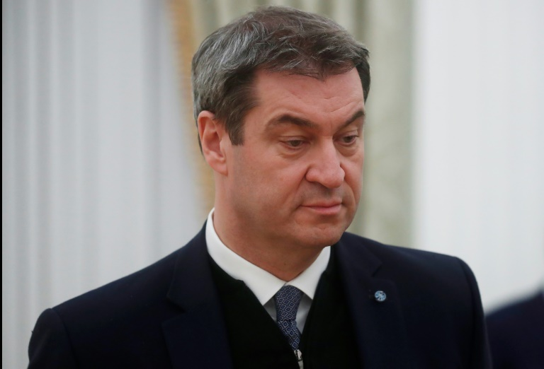 Söder: CDU muss inhaltliche und personelle Aufstellung grundsätzlich klären (© 2020 AFP)