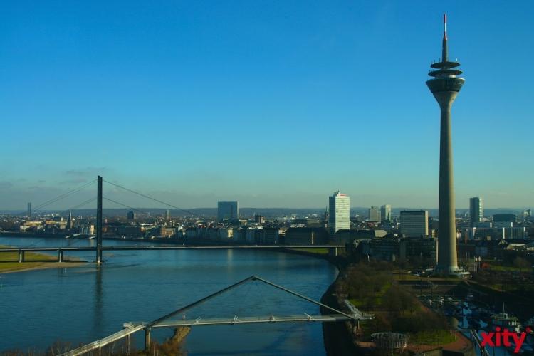 Düsseldorf als einer der attraktivsten Wirtschaftsstandorte in Europa ausgezeichnet(Foto: xity)