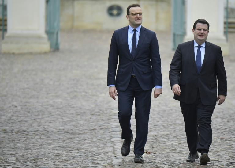 Beratung der Grundrente im Kabinett verschiebt sich um eine Woche (© 2020 AFP)